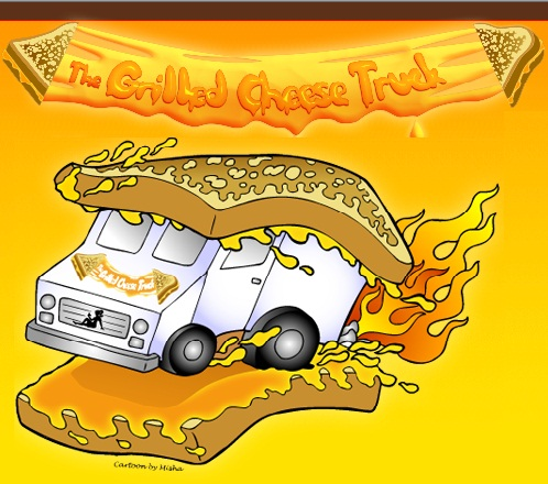 New Grilled Cheese truck in L.A.!
