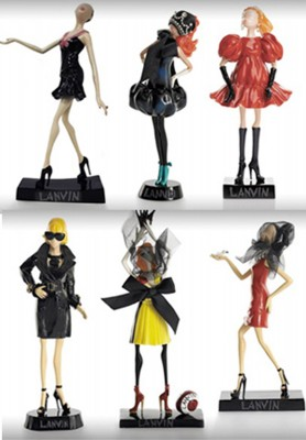 The first set of Lanvin Dolls