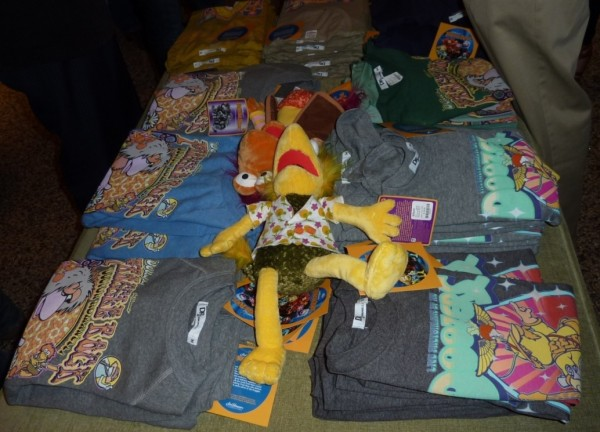 Dr Romanelli Fraggle Rock t-shirts and sweatshirts