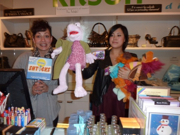 fraggle rock ahmet zappa darren romanelli anita ko launch party kitson 106