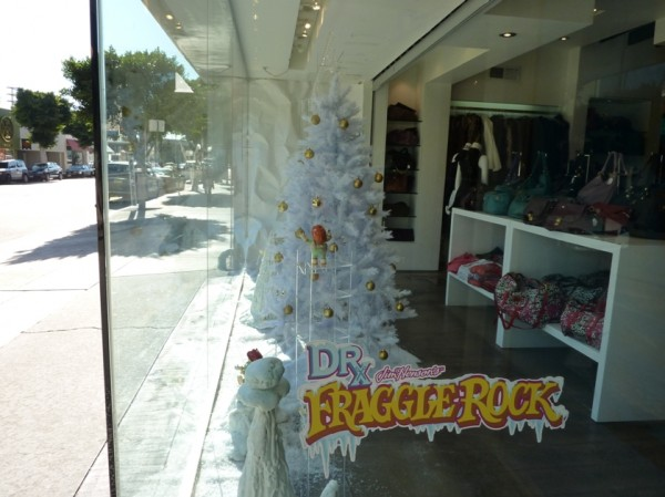 fraggle rock holiday party toy drive kitson 019