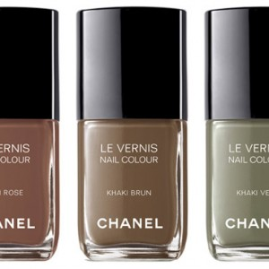 "Chanel ""Le Vernis Nail Colours"" for Fall Winter 2010"