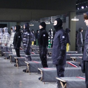 Moncler Gamme Blue Fall Winter 2010
