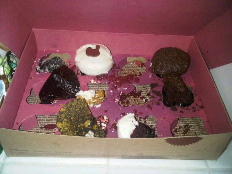 sprinkles cupcakes delivery