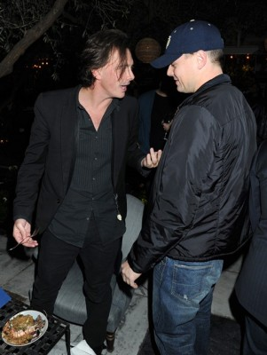 donovan leitch and leonardo dicaprio. Black Bedroom Furniture Sets. Home Design Ideas