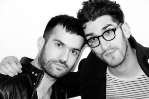 Bro's A-Trak and Dave 1