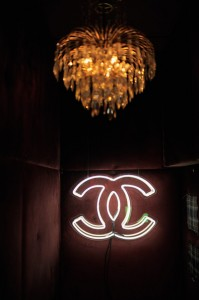 Chanel takes over Soho House photo booth