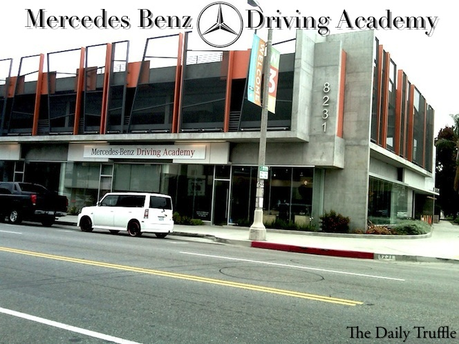 Mercedes benz driving school for Mercedes benz driving school los angeles
