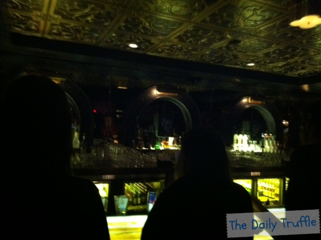 One of the bars at Greystone