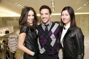 Abigail Spencer, George Kotsiopoulos, Magda Berliner