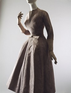 """La Cigale"" dress, fall/winter 1952–53"