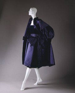 """Pisanelle"" cocktail ensemble, fall/winter 1949–50"