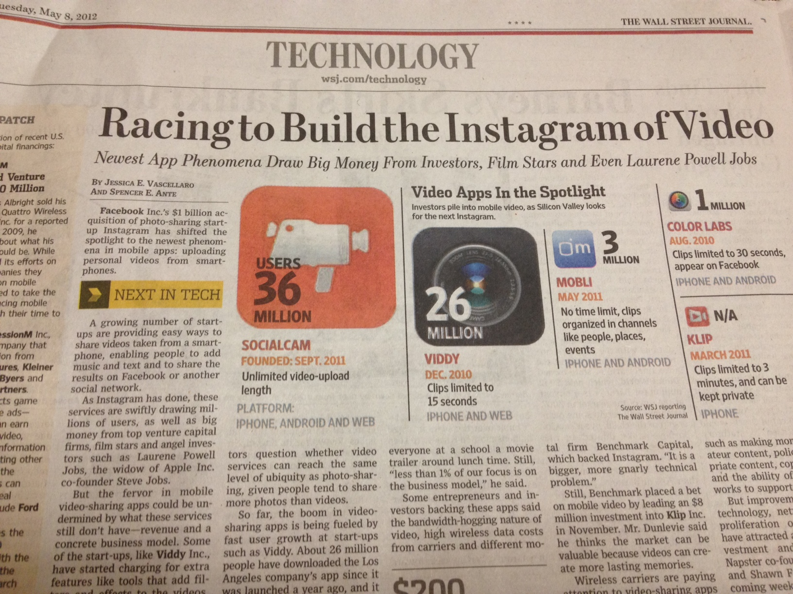 Facebook's $1 billion acquisition of photo-sharing start-up Instagram has ...