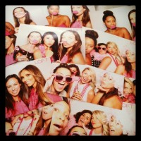 Fun at the photo booth for Loft x Giuliana Rancic charity event -- pic via Sydne Summer