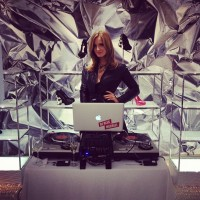DJing the opening of the new Dior store in Beverly Hills. #jadoredior via Alex Merrell