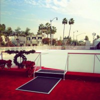 We're just days away from the first day of the Beverly Hills Ice Skating Rink opening! Opens Saturday, 12/1 at Noon. #lovebevhills #joytothehills. Pic via @lovebevhills