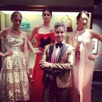 Me, models, and 2 million dollars worth of @tiffanyco -- via Cameron Silver