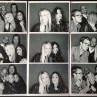 hotobooth shenanigans w/ @AshleyBAdams @TilkyMJones last night at the new Joe's Jeans store opening on Melrose Place. It's possible our posing skills need some work! #Rookies #JoesJeans #StoreOpening #Photobooth PIC VIA @karenraphael