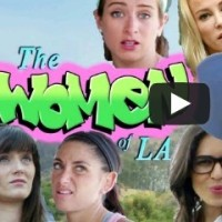 women-of-LA-video