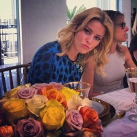 Elizabeth Banks at the lunch